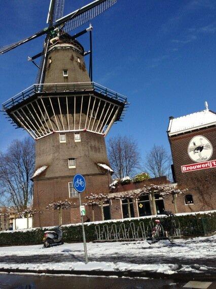 'Talking bout Holland' (Foto @TheBorisBecker
