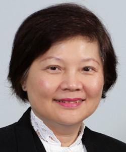 Lai Siu Chiu hangt toga aan de wilgen