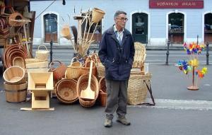 Markt van Ljublijana houdt vertrouwen
