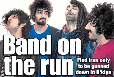 The Yellow Dogs (Beeld: NY Post)