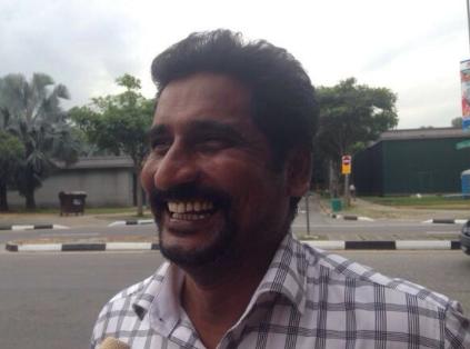 Thangaval Govindarasu: van voetstuk gevallen
