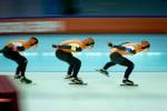 Geen extra dopingcontrole voor successchaatsers