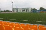 Het stadion van Gomel