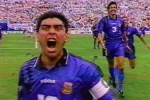 De laatste speler die tijdens het WK positief testte was Diego Maradona in 1994
