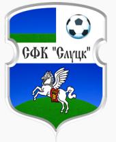 Het logo van Slutsk