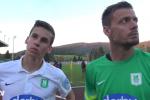 Tevredenheid bij Olijmpia-spelers na 0-0 tegen Velenje