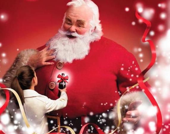De Dode van de Week: John Moore, hier in zijn legendarische rol als Kerstman