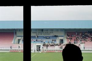 Zoals ze in Azerbeidzjan zeggen: Futbol sadəcə oyun deyil o da bir dunyadir! (Foto: La Laetti)