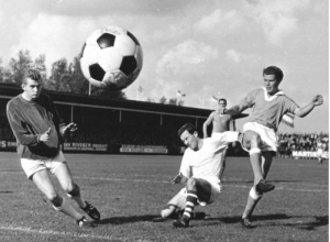 Archiefbeeld Bloedeloze 0-0 Bokaal 1965 (Foto: Ruud Hoff / Nationaal Archief)