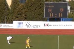 De 0-0 van de week: Ventspils-Jelgava (0-0)