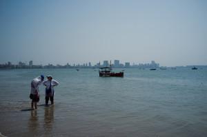 Stilte voor de storm in Mumbai